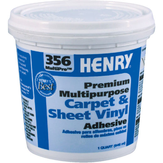 Flooring Adhesives & Tapes