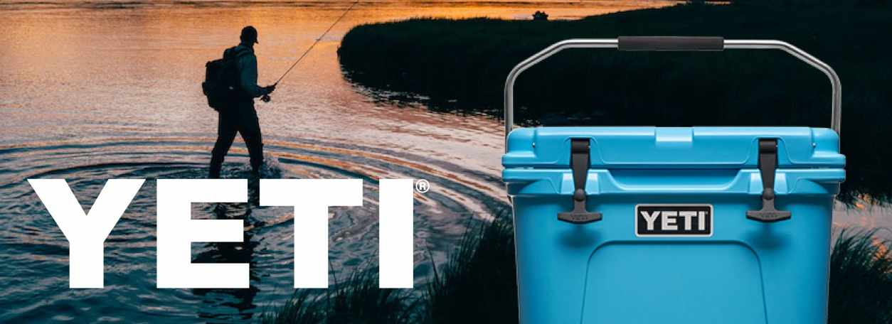 More about Yeti coolers at Pryor Lumber