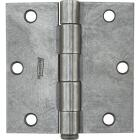 National 3-1/2 In. Steel Removable Pin Broad Hinge Image 2