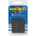 Master Magnetics 1-7/8 in. x 7/8 in. Ceramic Magnet Block Image 2