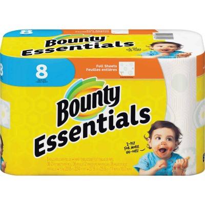 Bounty Essentials Paper Towel (8 Roll)
