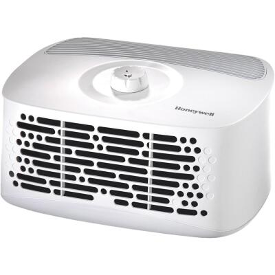 Honeywell HEPAClean 110 Sq. Ft. White Tabletop Air Purifier