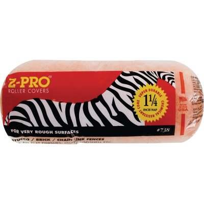 Premier Z-Pro Zebra 9 In. x 1-1/4 In. Knit Fabric Roller Cover